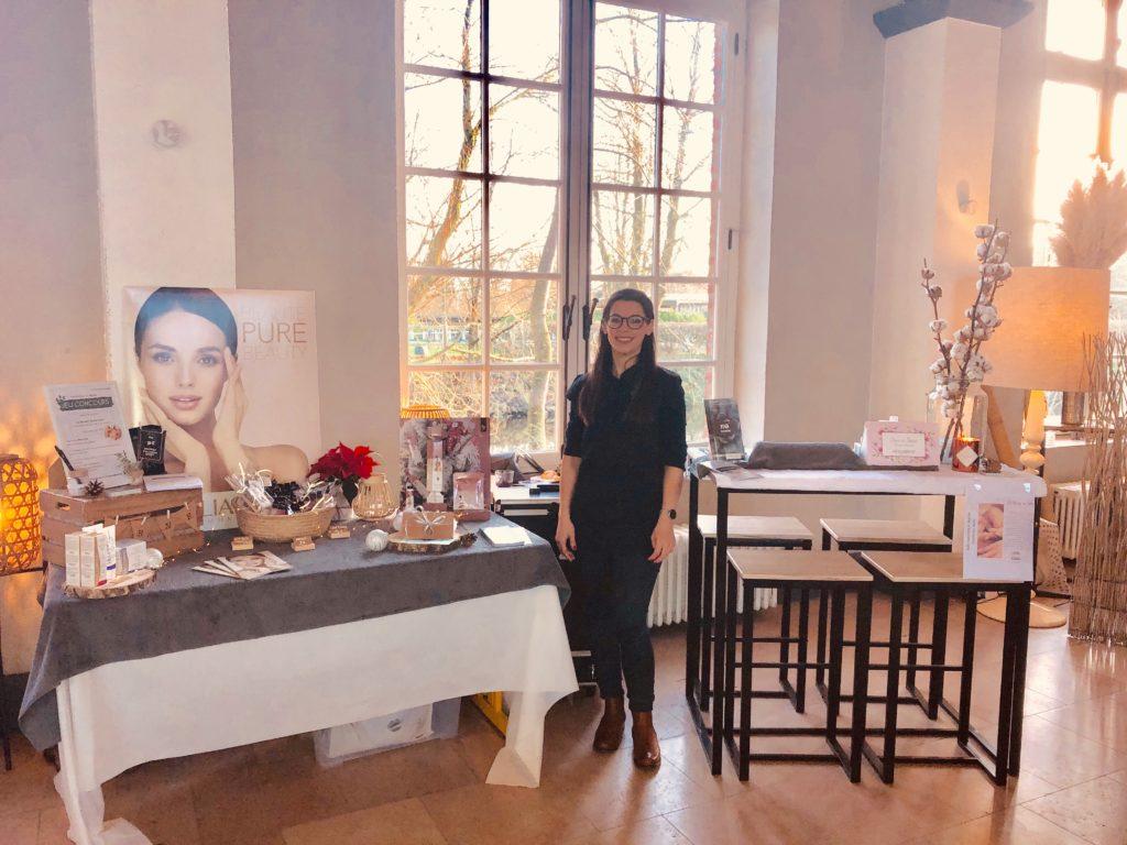 Esthéticienne à domicile EG beauty métropole Lille Bondues Salon bien être «des bulles et des paillettes»